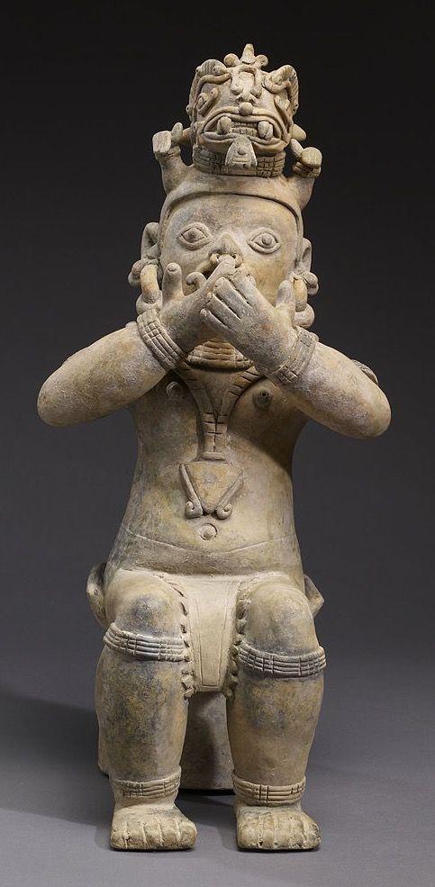 Culture Jama-Coaque  500 av J.C.- 1531 AD