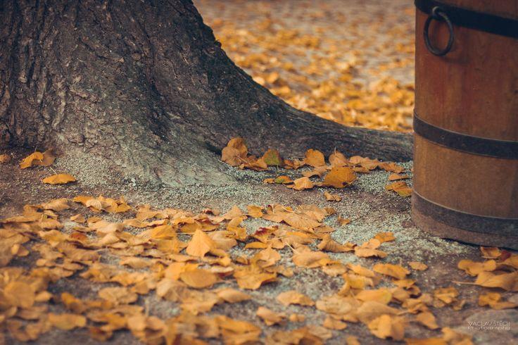 Autumn in Cesky Krumlov