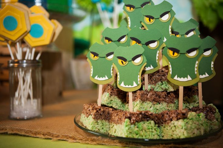 Lego Chima Party | Cake Paper Party