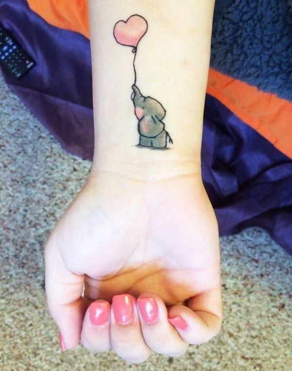 50 Super Cute Tattoo Designs For Girls