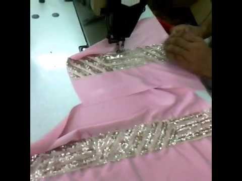 Jahit Squein Di Lengan Baju
