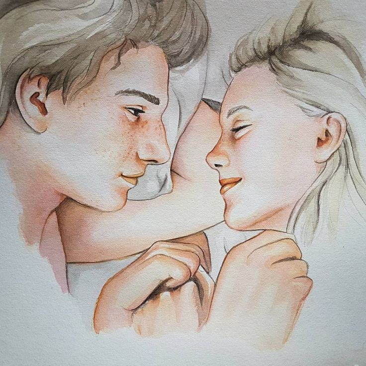 Noora ( @loglady99 ) and William ( @magnussonwilliam )from skam TAG THEM ❤ Was just a fast idea for another lil practice motive. Some of you might know them, But for those who don't; they're a couple from a Norwegian series that has been really successful the past year. I can only recommend it #skam #noora #william #watercolors #sketch #sketchbook #drawing #draw #art #artsy #instaart #instaartist #inspiration #creative #illustration