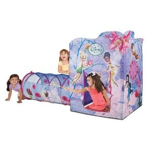 TinkerBell Playhut Fairies - Adventure Hut  sc 1 st  Pinterest & 84 best Decor for Little People images on Pinterest | Child room ...
