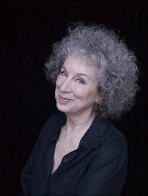 Margaret Eleanor Atwood,  age 75, Canadian poet, novelist, literary critic, essayist, and environmental activist.