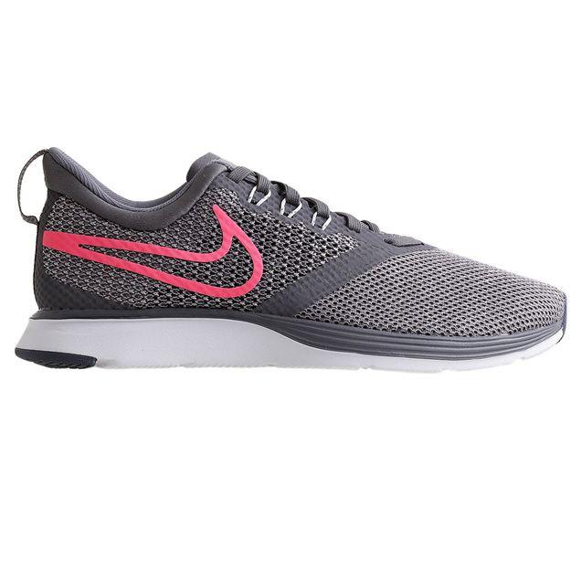 online store e3693 7812f Nike Strike Girls  Running Shoe, Grey   Elverys Site