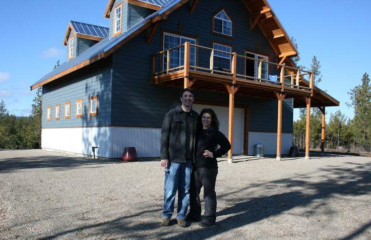 Barndominium's and Barn Living - Ed McMahon Interests