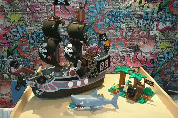 Lego Duplo Piratenschiff-Hai-Gespensterinsel in Spielzeug, Baukästen & Konstruktion, LEGO | eBay!