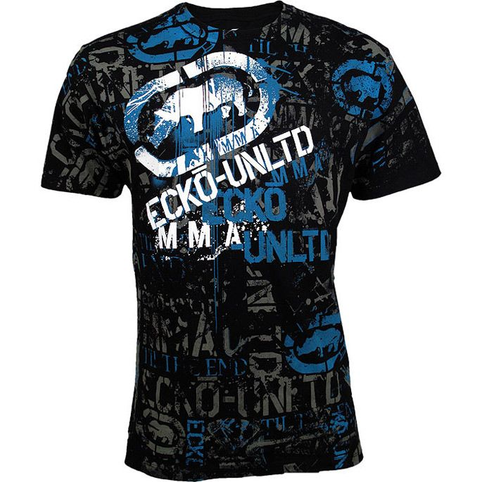 Ecko Clothing | Ecko MMA Blasted T-Shirt – CLICK HERE TO BUY