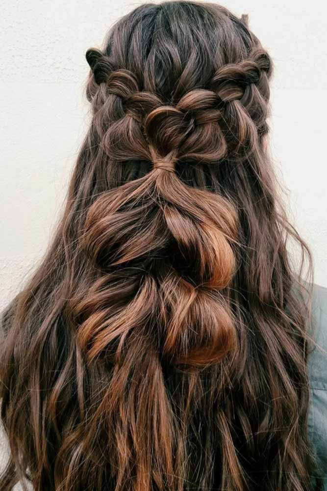 65 Charming Braided Hairstyles Lovehairstyles Com Braided Hairstyles Easy Braided Hairstyles Long Hair Styles