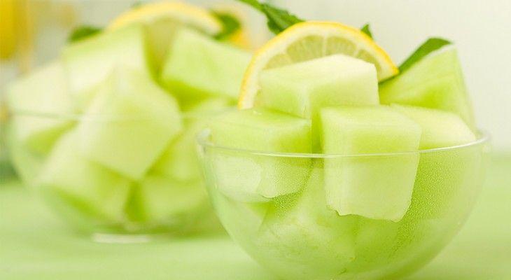 Rahasia Paduan Lemon dan Melon untuk Atasi Asam Urat, Maagh Akut dan Vertigo
