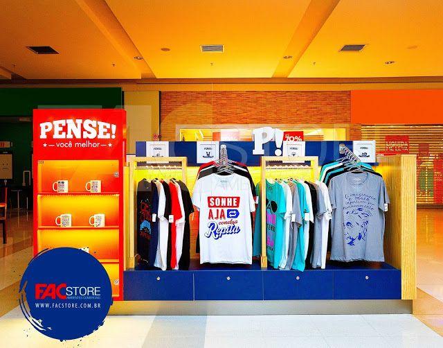 Quiosque para Shopping Desenvolvido para Pense | Quiosques para Shopping