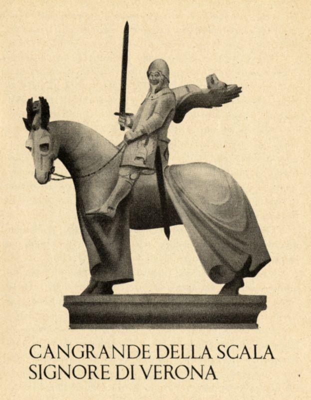 See More Monumento Equestre Risalente Al 1335 40 Verona Museo Di Castelvecchio