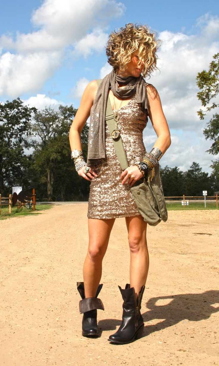 GOLD DUST SEQUIN DRESS - Junk GYpSy co.