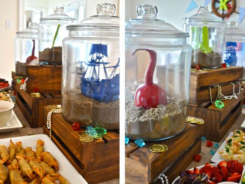 Jake & the Neverland Pirate Party Ideas| http://partyideascollectionsdevante.blogspot.com