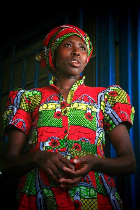 Rwanda, Vicky Markolefa, 2012