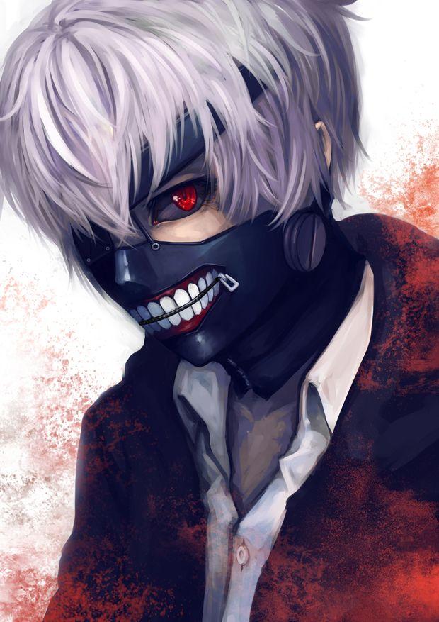 Tokyo Ghoul - Ken Kaneki by jacky5493 on deviantART