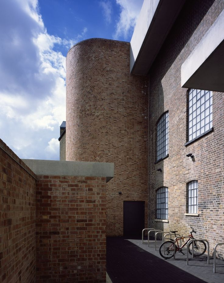 Caruso St John Architects' Newport Street Gallery Wins the 2016 Stirling Prize,© Hélène Binet
