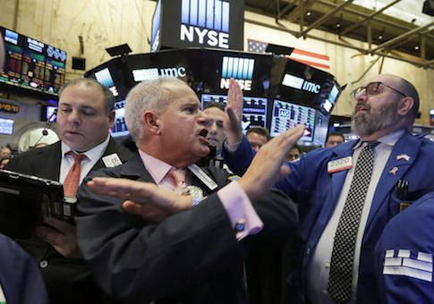 The Dow Jones Industrial Average plunged nearly 900 points on election night but soared to an all-time high within days, the biggest stock market rebound since 2008, according to an investment analy