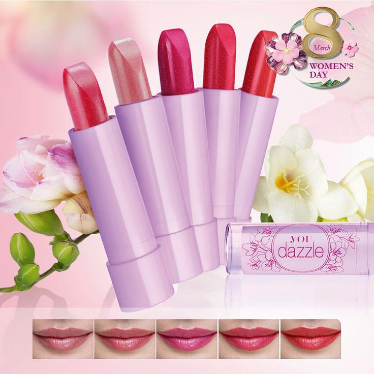 """""""You Dazzle"""" Lipsticks"""