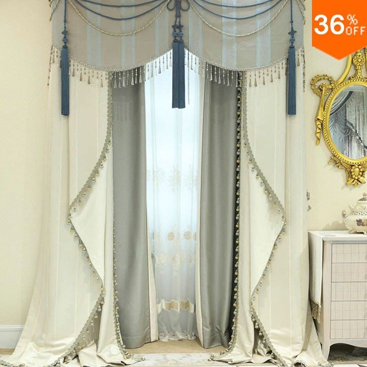 Black curtains cheap