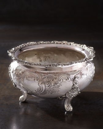 38 Best Images About Antique Silver Bowls On Pinterest