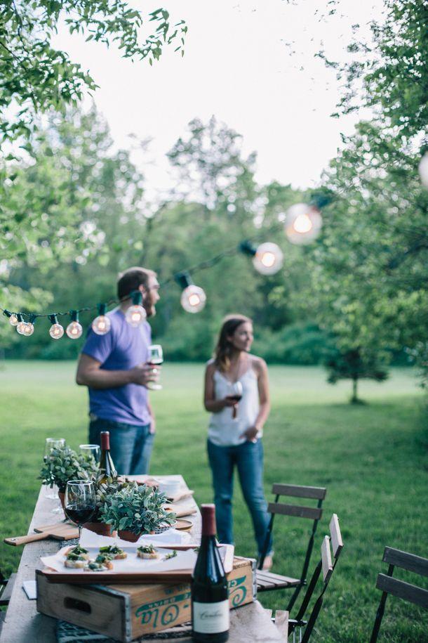 Summer Vineyard Party