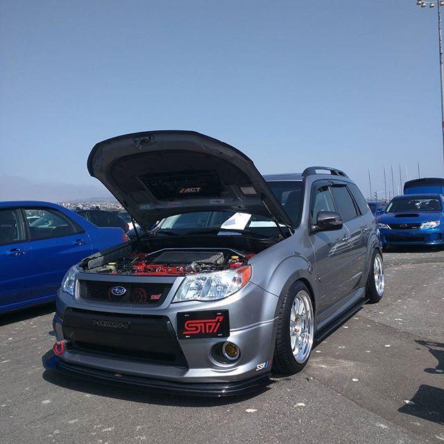 Subaru Forrester STi