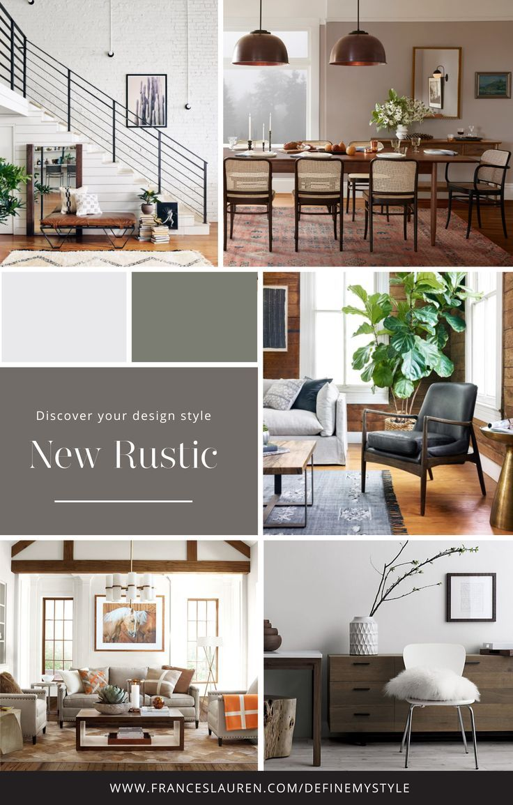 New Rustic Style Interior Design Take Our Quiz To Discover Your
