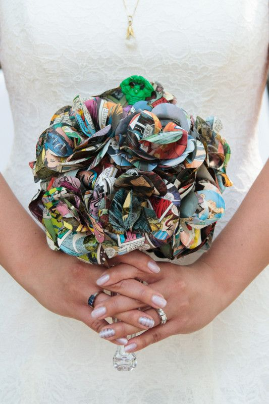 A MARVELous Wedding - Elegant Wedding Ideas and Elegant Weddings Tips
