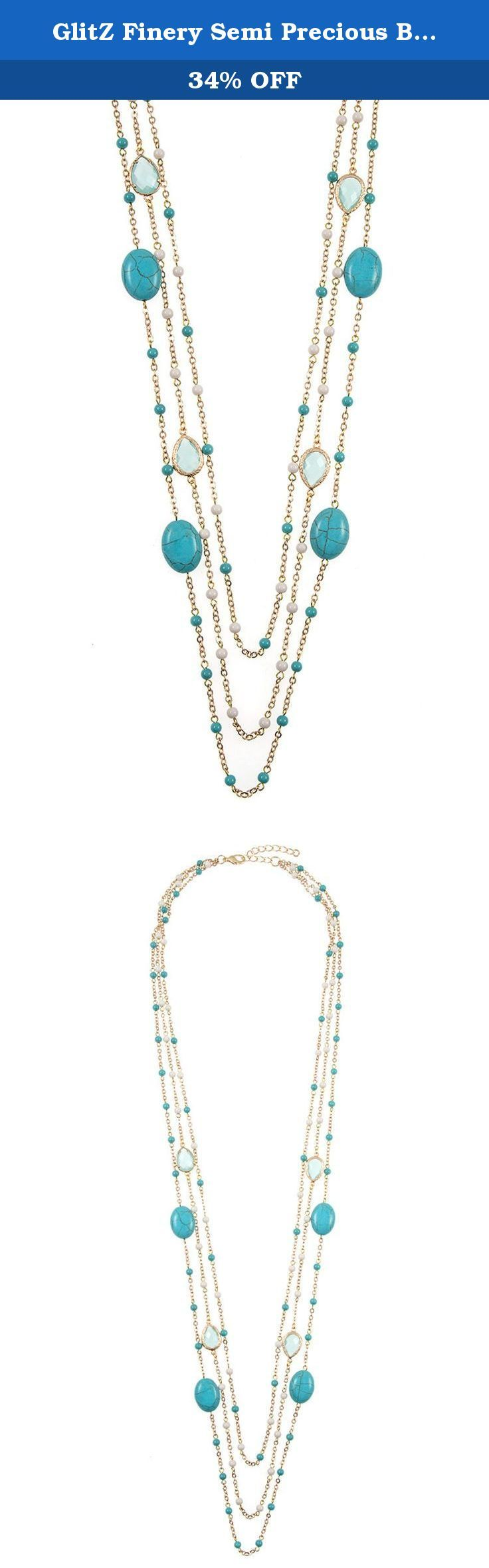 GlitZ Finery Semi Precious Beaded Stone Layered Necklace. Fashion Destination Presents GlitZ Finery Semi Precious Beaded Stone Layered Necklace. Buy brand-name Fashion Jewelry for everyday discount prices with Fashion Destination! Everyday LOW shipping *. Read product reviews on Fashion Necklaces, Fashion Bracelets, Fashion Earrings & more. Shop the Fashion Destination store for a wide selection of rings, bracelets, necklaces, earrings and diamond jewelry. Whether you are searching for…