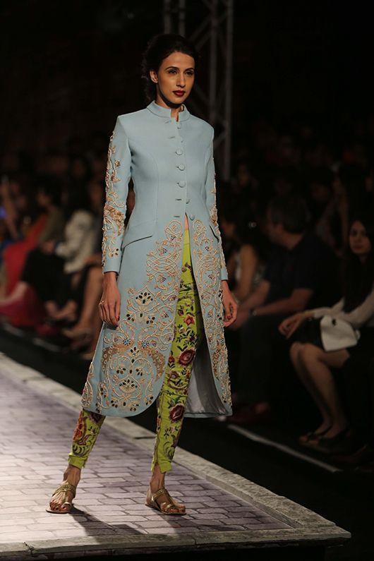 Monisha Jaising Leggings Collection