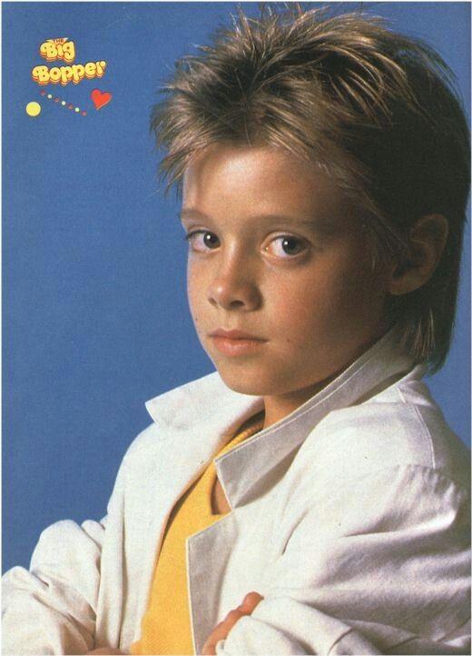Danny Pintauro...I had this poster!!!