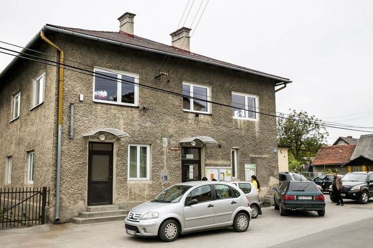 Dom Gromadzki w Nawojowej Górze