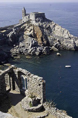 Portovenere Travel Essentials - Italian Riviera Village near Cinque Terre