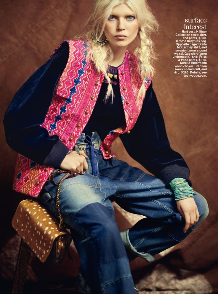 Teen Vogue Fashion Photography