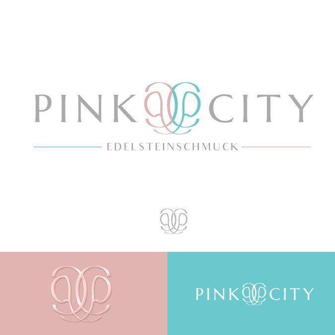 Logo, Corporate Design, Redesign f眉r Schmuck, Edelstein Jewellery / Jewelry Shop in Berlin by Pavel Beloussov