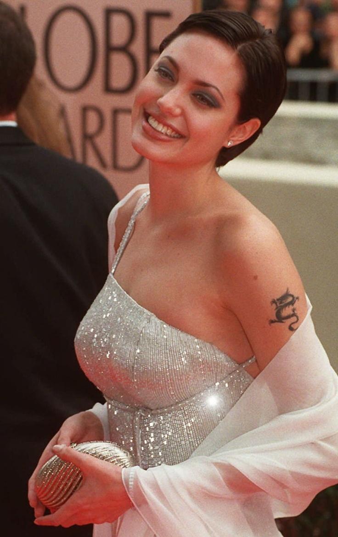 Sensational 1000 Ideas About Angelina Jolie Short Hair On Pinterest Short Hairstyles For Black Women Fulllsitofus