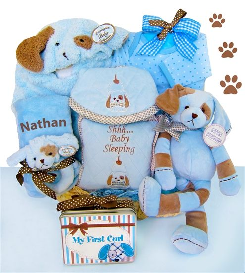 11 best baby boy gifts images on pinterest baby boy gifts baby puppy love moses basket negle Image collections