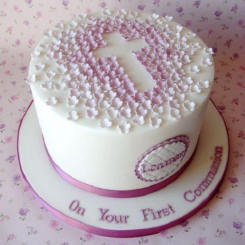 pasteles de primera comunion niña - Buscar con Google