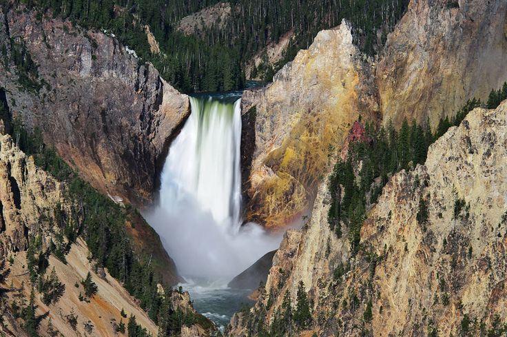 Awesome Waterfall Shot | NASIM MANSUROV NIKON D3S + 70-200mm f/2.8 @ 145mm, ISO 100, 1/2, f/16.0