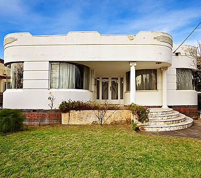 Art deco house for rent melbourne