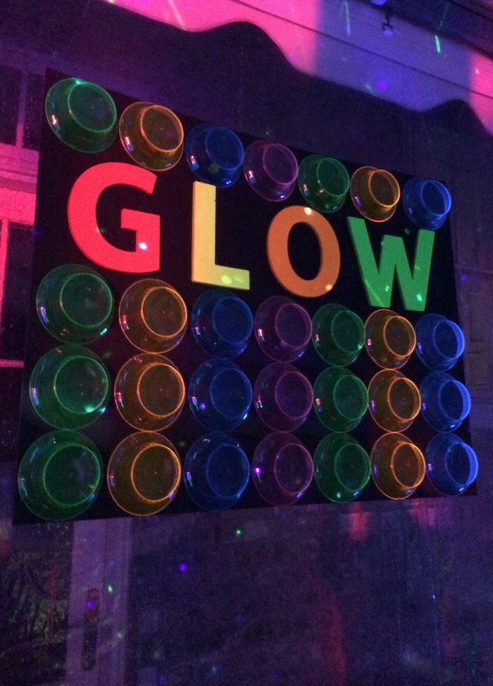 Glow In The Dark Candy Buffet 103 best sweet 16 imag...