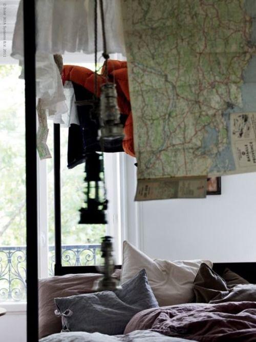 via the pursuit aesthetic: Interior, Bedroom Decor, Beds, Livings Bedrooms, Dream Bedrooms, Bedroom Ideas, Beautiful Bedrooms