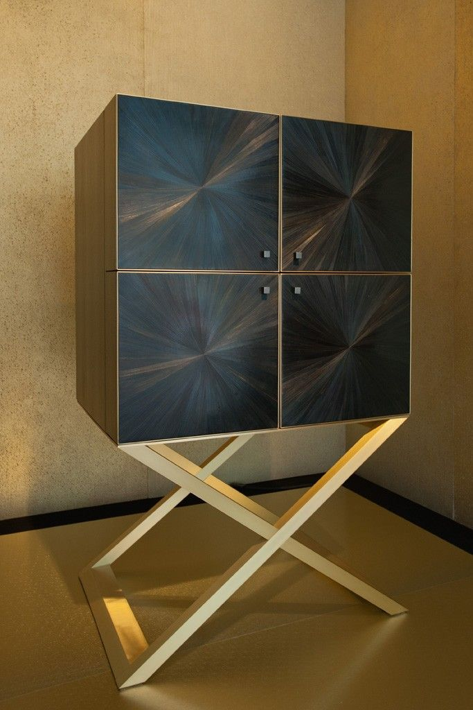 designers show home collections at salone del mobile cabinetsbar