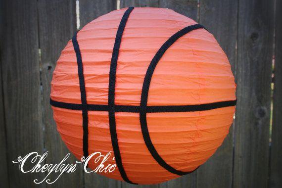 Basketball Paper Lantern Large                                                                                                                                                                                 Más                                                                                                                                                                                 Más