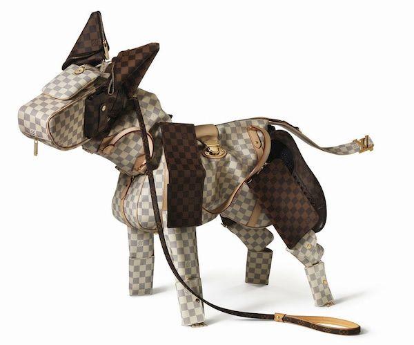 Billie Achileos Louis Vuitton Beasts