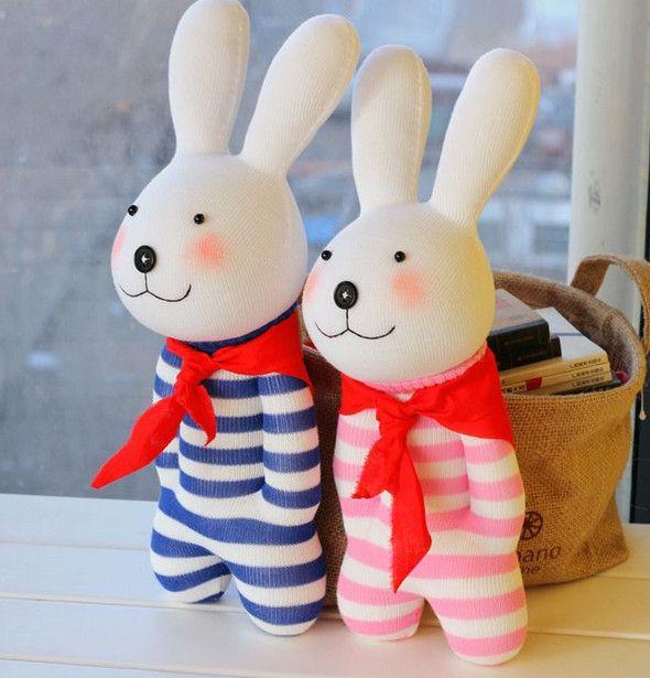 Игрушки из носков своими руками