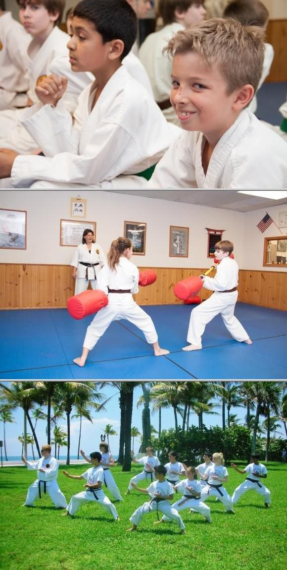 Check out American Tiger Karate Academy if you require self defense classes for kids. They offer traditional Japanese martial arts such as shotokan karate, okinawan kobudo weapons, and more.