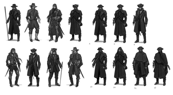 What Dishonored's Corvo Looked Like Before He Got That Fancy Mask