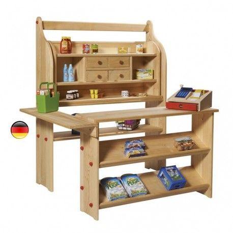 Marchande, magasin jouet en bois ecologique et ethique waldorf steiner Gluckskafer